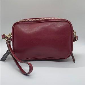 Banana Republic crossbody or wristlet purse